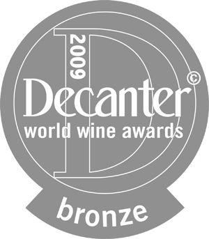 Decanter Bronze 2009